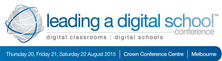 Leading a Digital School Conference