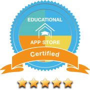 Easy Dyslexia Aid receives 5 stars in the EAS Certification